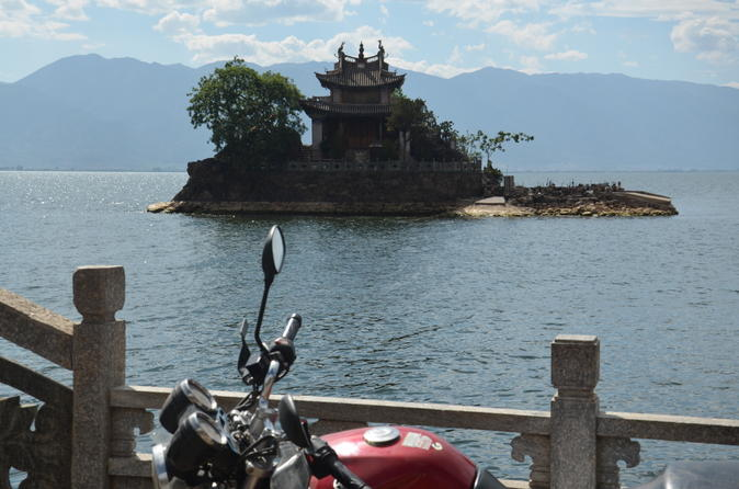 Erhai lake scooter tour discover dali and bai culture in dali 185843