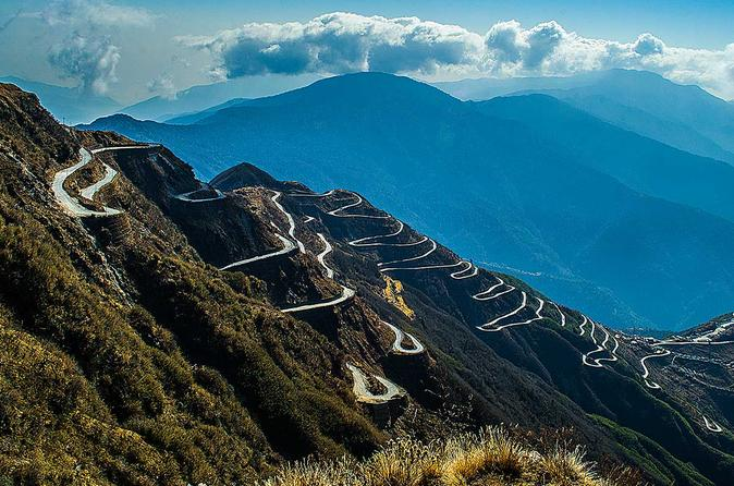 7-Day Private Tour: Essene of North East India from Bagdogra