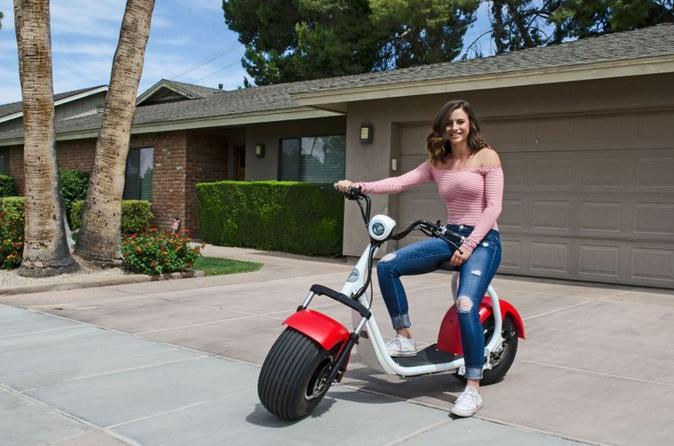 Explore Split with Brand New Electric Scooter for 2 Person