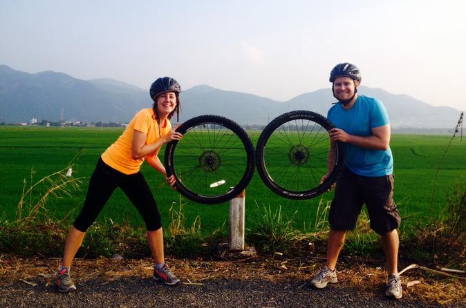 4-Day Vietnam Bike Tour Including Cat Tien National Park, Dalat and Nha Trang