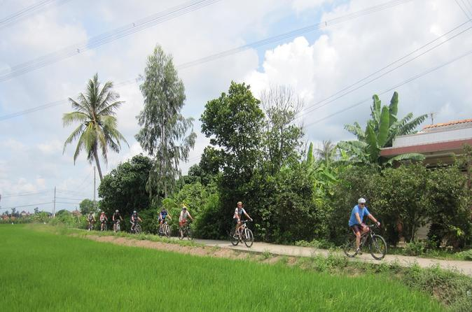 Countryside Bike Tour from Ho Chi Minh City