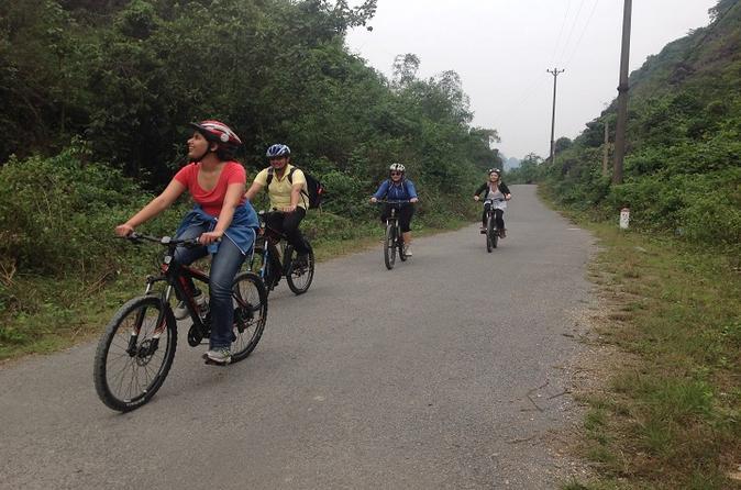Full-Day Bike Tour from Hanoi to Tam Coc