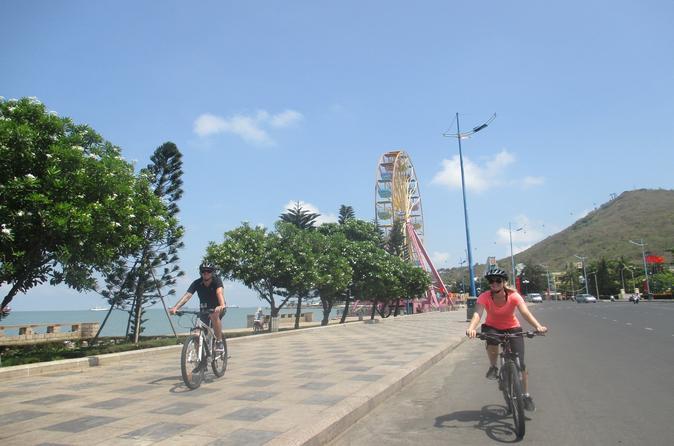 Vung Tau Beach Biking Day Trip from Ho Chi Minh City