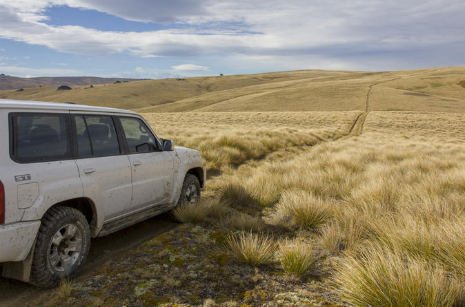 Central Otago Private 4X4 Full Day Expedition