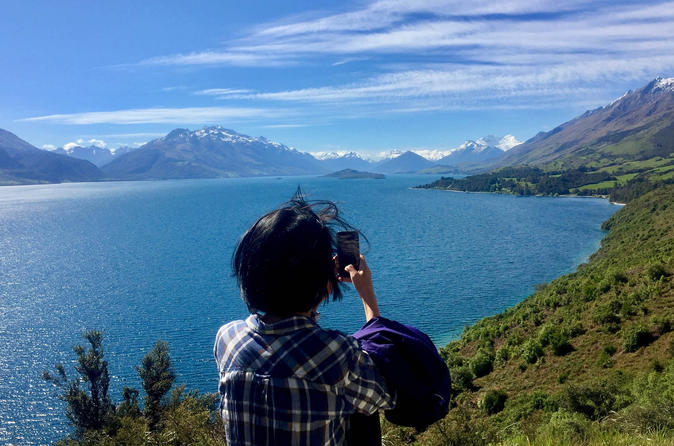 Glenorchy Paradise Lord of the Rings, private half day tour