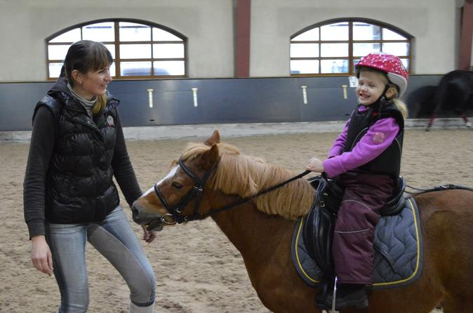 Equestrian Complex Tour with Horse-back Riding and Light Brunch