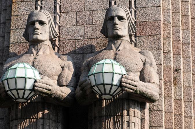 Excursão a pé particular de 3 horas e meia em Helsinque