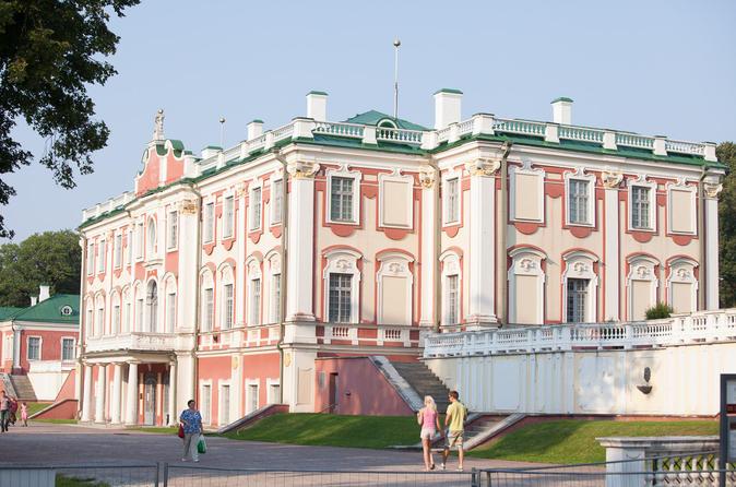Excursão particular de 4 horas com o Melhor de Tallinn com maior parte em veículo e pouca caminhada