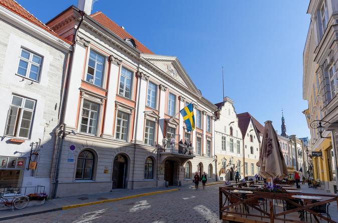 O Melhor de Tallinn - Excursão a pé particular de 3 horas