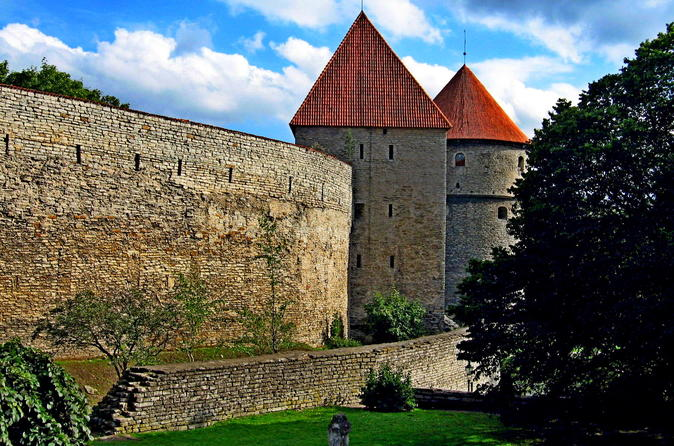 Private Shore Excursion: 5-Hour Best of Tallinn