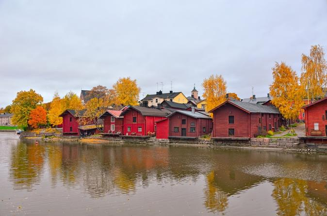 Private Shore Excursion: Best of Helsinki and Medieval Porvoo Day Tour