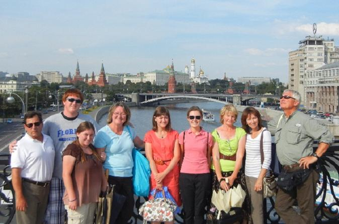 Private Shore Excursion: Visa-Free 1-Day Moscow All Highlights Tour - Saint Petersburg