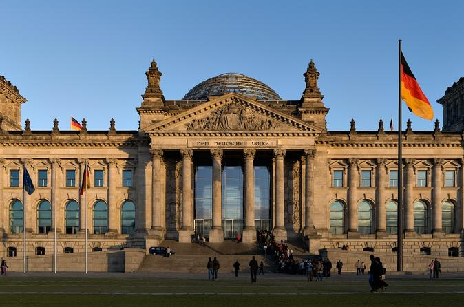 Shore excursion best of berlin tour from warnem nde in berlin 307434