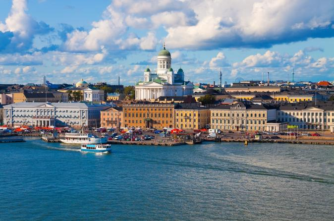 Shore excursion best of helsinki panoramic group tour in helsinki 284991