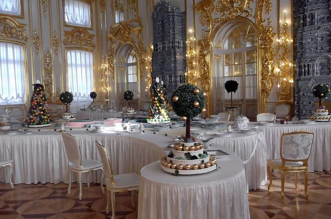 Skip-The-Line St.Petersburg Private Tours: Catherine's Palace With Amber Room And Pavlovsk Imperial Residence - Saint Petersburg