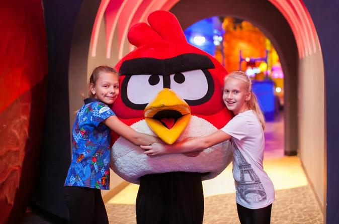 St.Petersburg Angry Birds Family Activity Park
