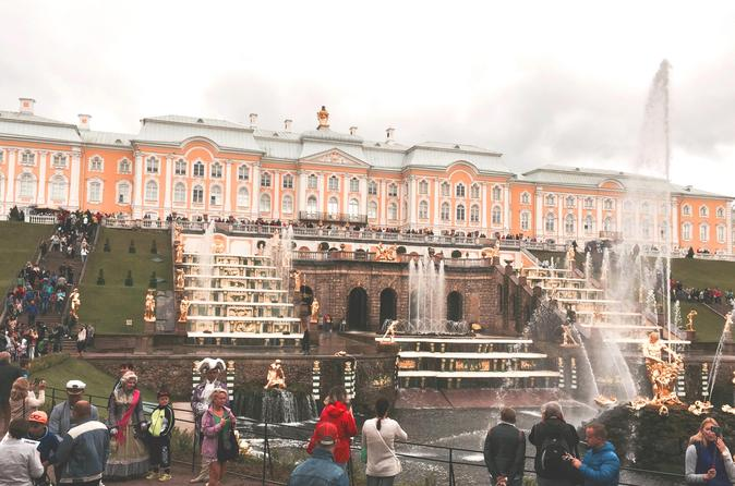 St. Petersburg Private 2-Day Highlights Tour