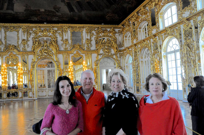 St.Petersburg Private Shore Excursion: Thursday-Sunday's Best 1-Day Visa-Free Tour