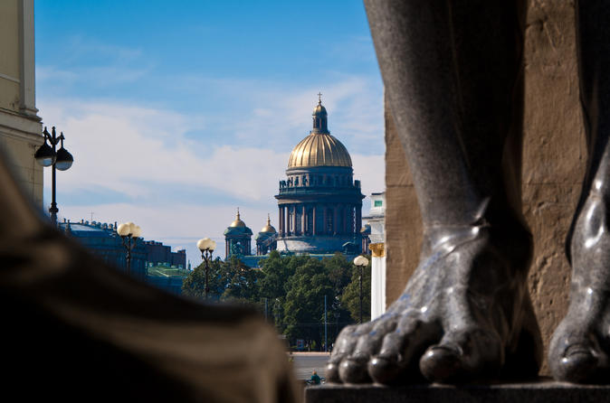 St.Petersburg Private Shore Excursion: Visa-Free 2 Day Essential Tour