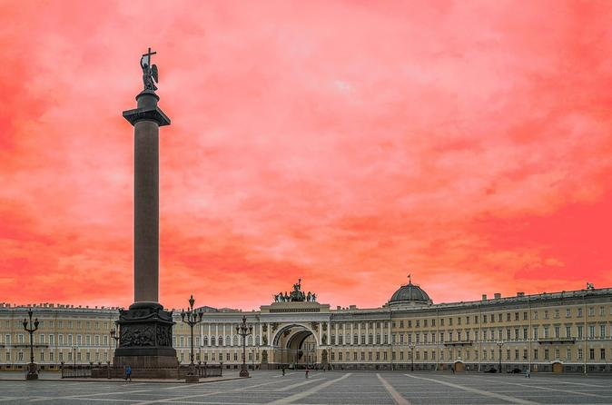 St Petersburg Private Shore Excursion: Wheelchair-Friendly Essential Tour