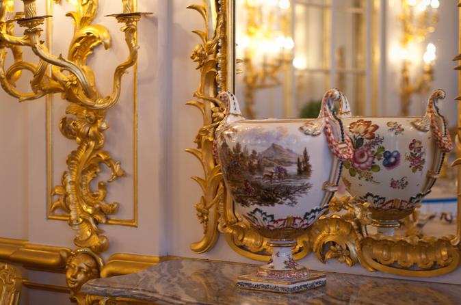 St Petersburg Royal Experience: Imperial Reception at Catherine's Palace in Tsarskoye Selo