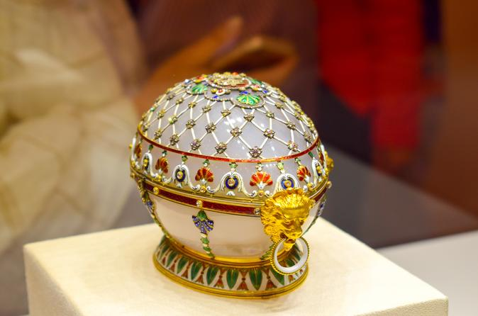 St Petersburg Shore Excursion: 2 Day Complete Tour with Faberge Museum in Small Group
