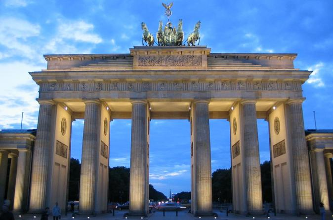 Warmenuende shore excursion private tour of berlin from rostock in rostock 282500
