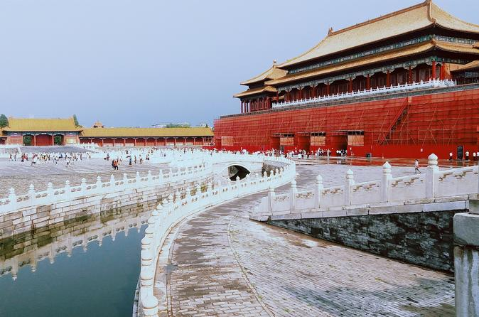 Beijing two day private tour including Mutianyu Great wall and the city tour