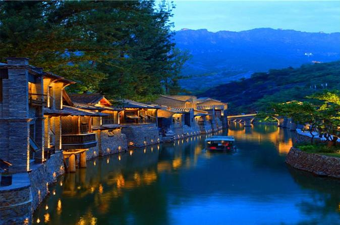 Gubei Water Town and Simatai Great Wall All Inclusive one day Private Tour