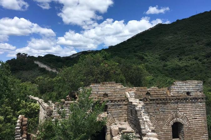 One Day Private Hiking Tour to Gubeikou Great Wall from Beijing with Lunch