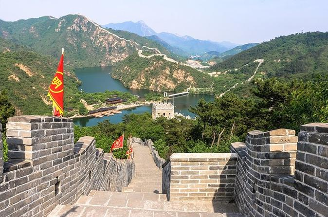 One Day Private Hiking Tour to Huanghuacheng Water Great Wall