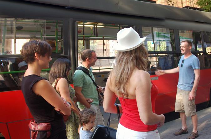 Budapest City Tour by Public Transport