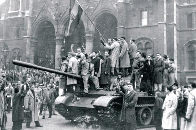 The 1956 Revolution Memorial Tour From Budapest