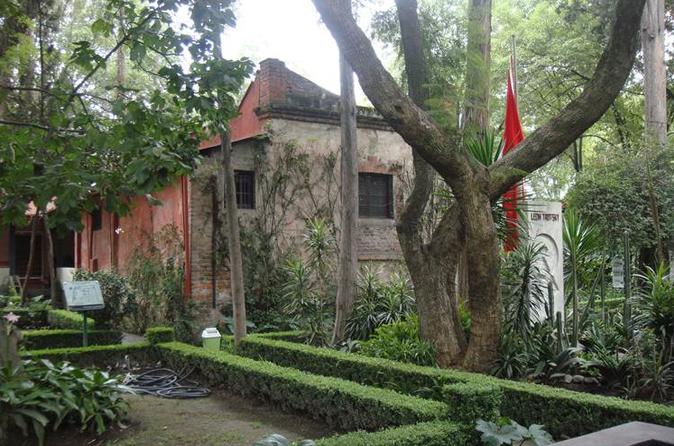 Admission Ticket: Museo Casa de Leon Trotsky