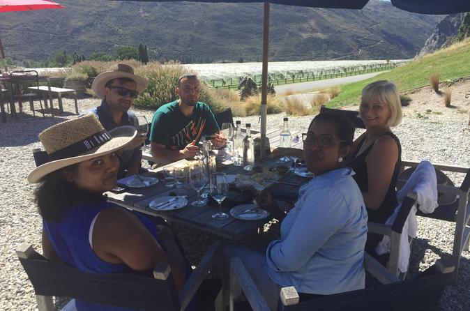 Queenstown Wine Tour with Maori Culture
