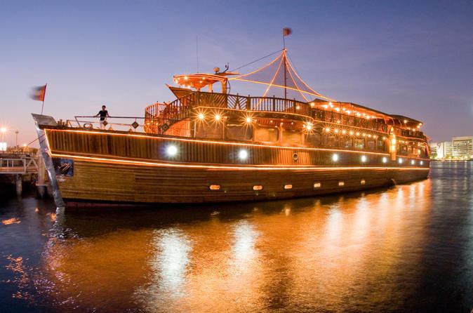 5-Star Premium Rustar Dhow Cruise Dubai