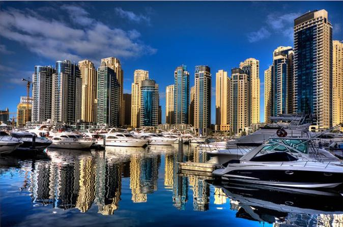 Dubai Private Yacht Sightseeing Experience