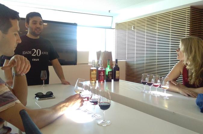Excursão de três horas de degustação de vinho do Porto do Vale do Douro saindo de Porto