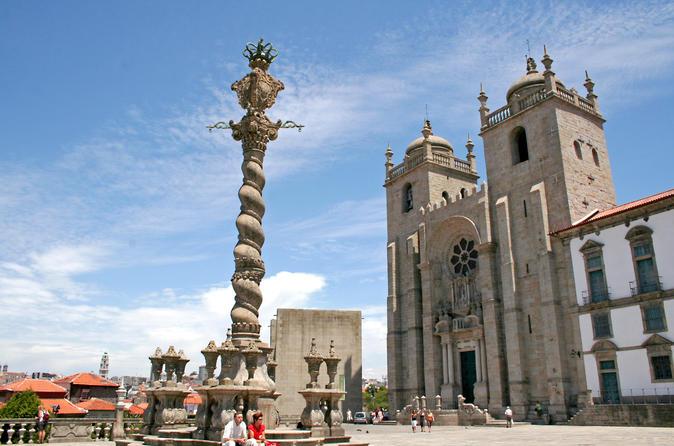 Excursão a pé Essencial em Porto