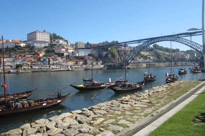 Porto city tour with river cruise including lunch and wine tasting in porto 247028