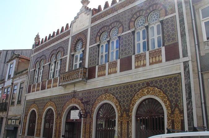 Porto Tiles Walking Tour