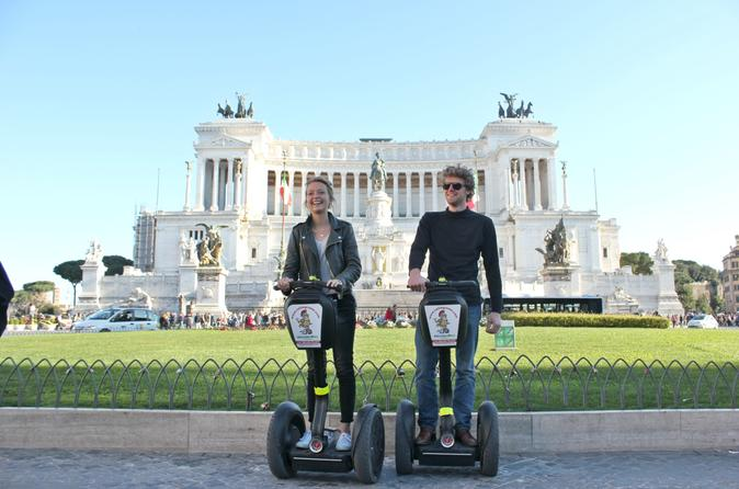 Hills of Ancient Rome Segway Tour