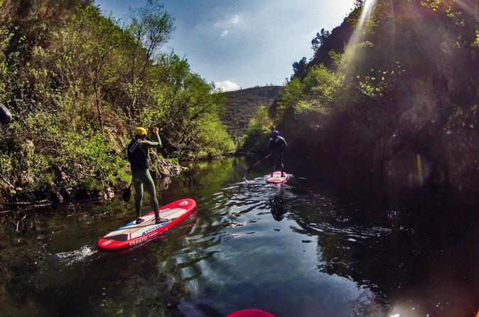 Mountain stand up paddle from porto in porto 187026