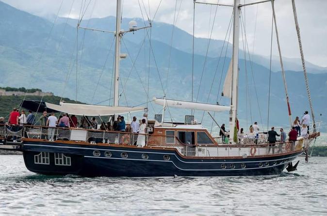 Super segelyachten  Im Stil All-Inclusive Super-Segelyacht Kreuzfahrt nach Mykonos South ...