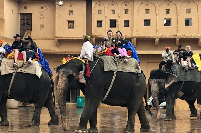 Private Jaipur Same Day Tour From Delhi by Car