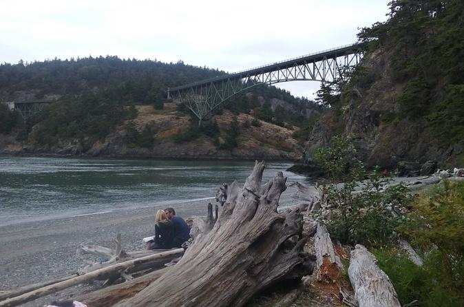 Deception Pass Bridge Island Tour from Seattle