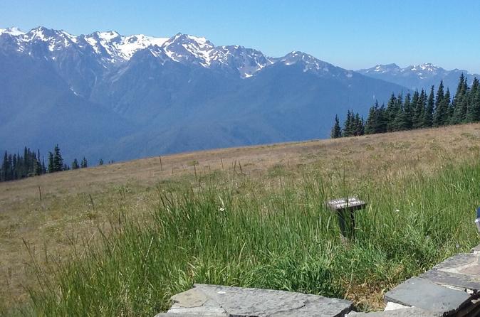 Hurricane Ridge - Olympic Mountains Semi-Private