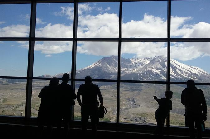 Mount Saint Helens Day Trip