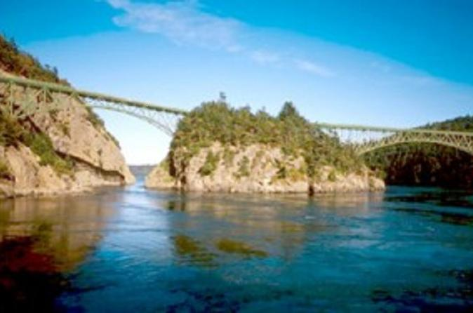 Private Deception Pass Bridge Island Tour from Seattle