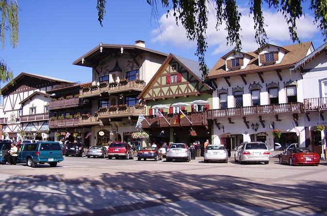 Private Tour: Bavarian Alpine Village of Leavenworth